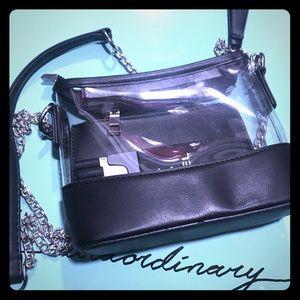 Handbags - Clear transparent  bag Brand new